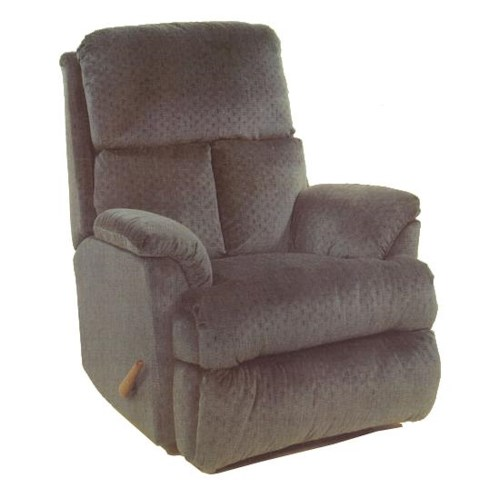 Ort Manufacturing Handle Recliner Chaise Rocker Recliner