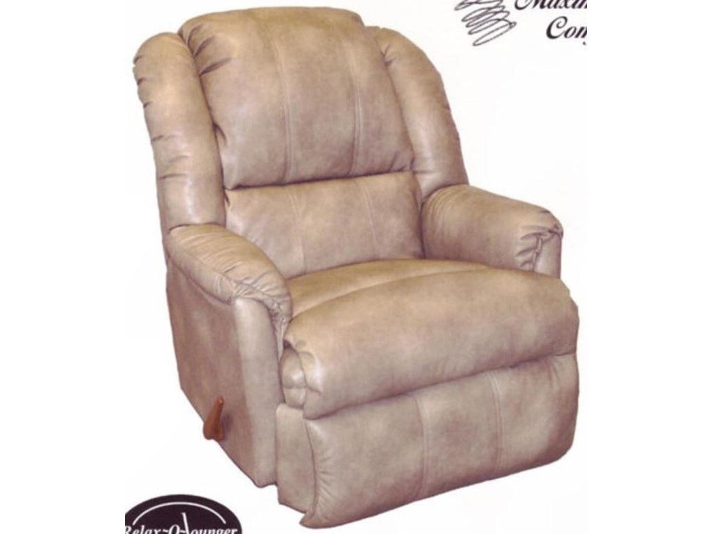 Ort Manufacturing Handle ReclinerRocker Recliner
