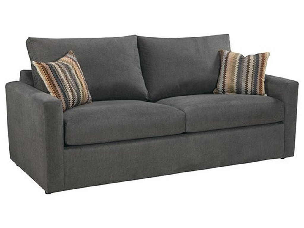 Overnight Sofa 44 FrameQueen Sleeper Sofa
