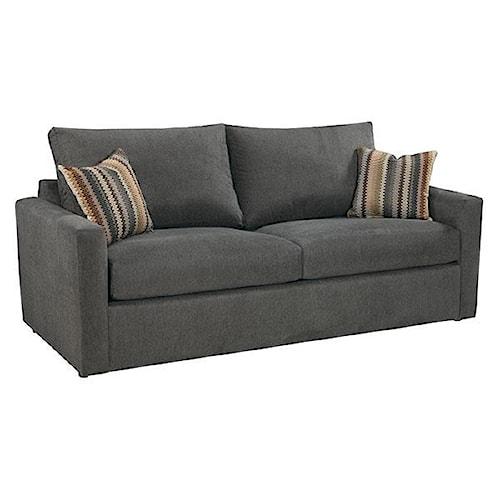 Overnight Sofa 4450 Sleeper Sofa