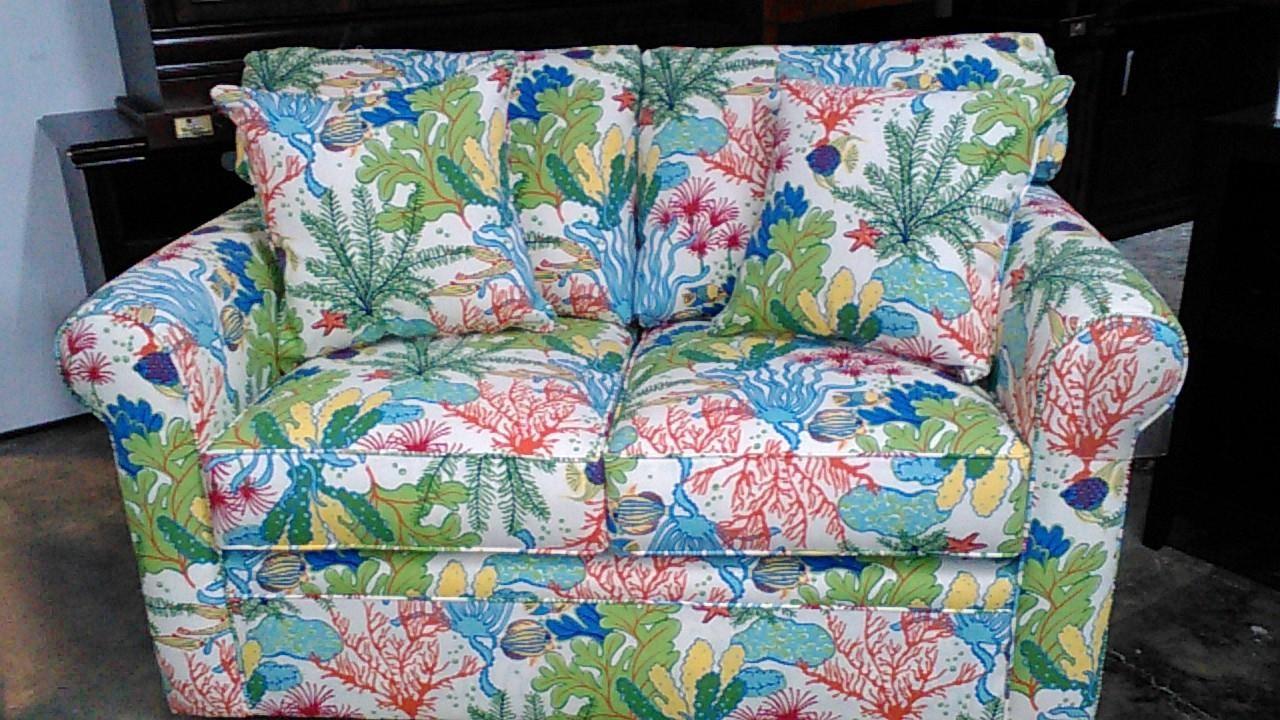 Great Overnight Sofa 4850 Loveseat