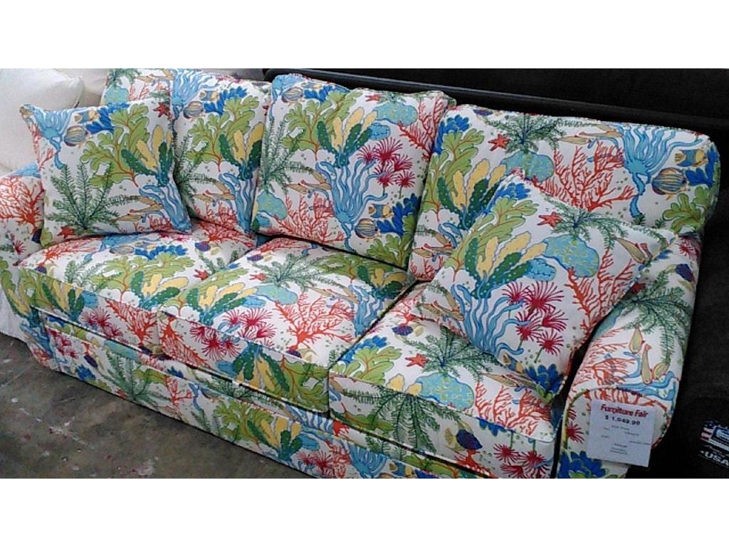 Overnight Sofa 4850Queen Sleeper Sofa
