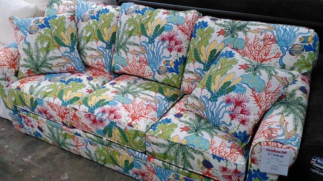 Overnight Sofa 4850 Sleeper