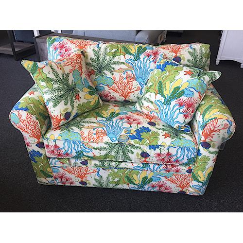 Overnight Sofa 4850 Twin Sleeper