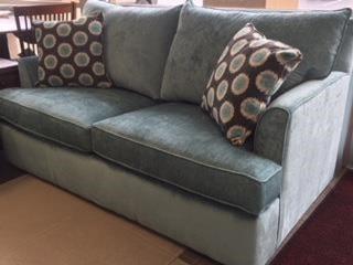Overnight Sofa 6200Teal Sleeper Sofa