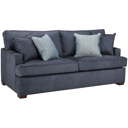 Overnight Sofa 73 Frame Queen Sleeper Sofa
