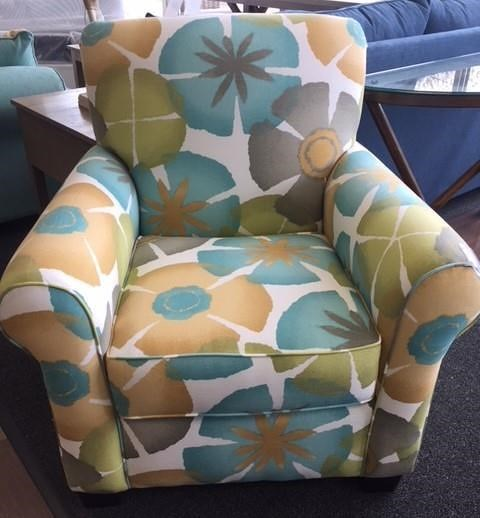 Overnight Sofa 8650 Accent Chair
