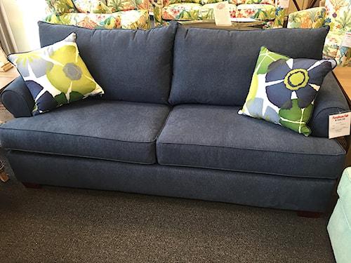 Overnight Sofa 8650 Sleeper