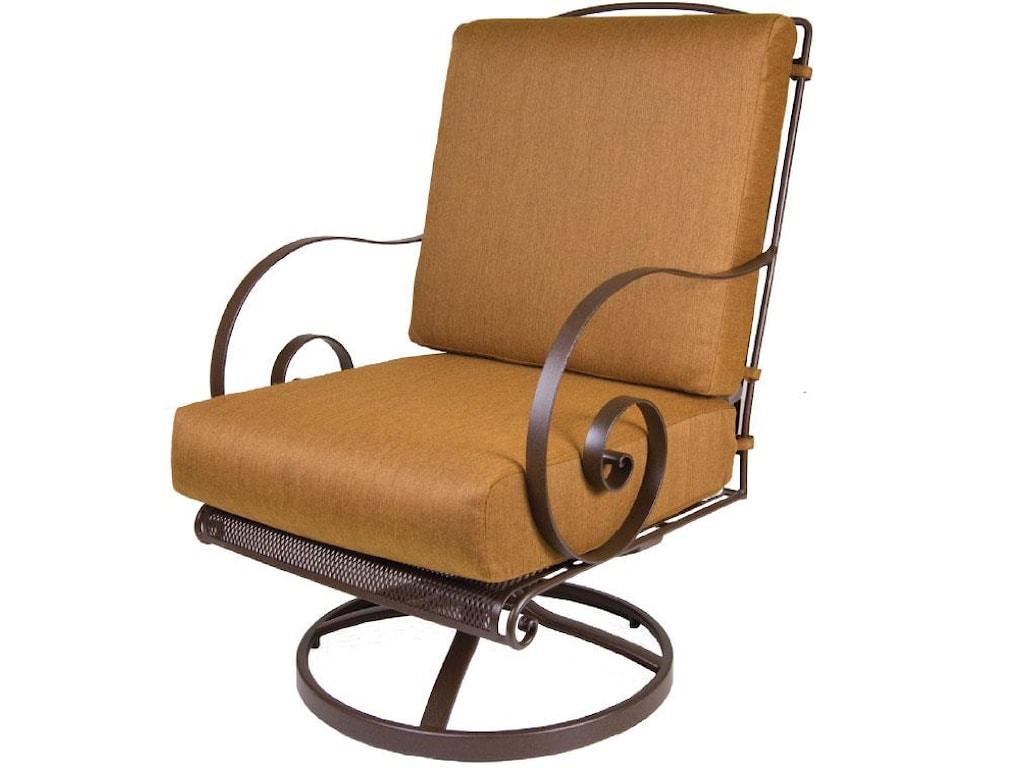O.W. Lee AvalonSwivel Rocker Lounge Chair