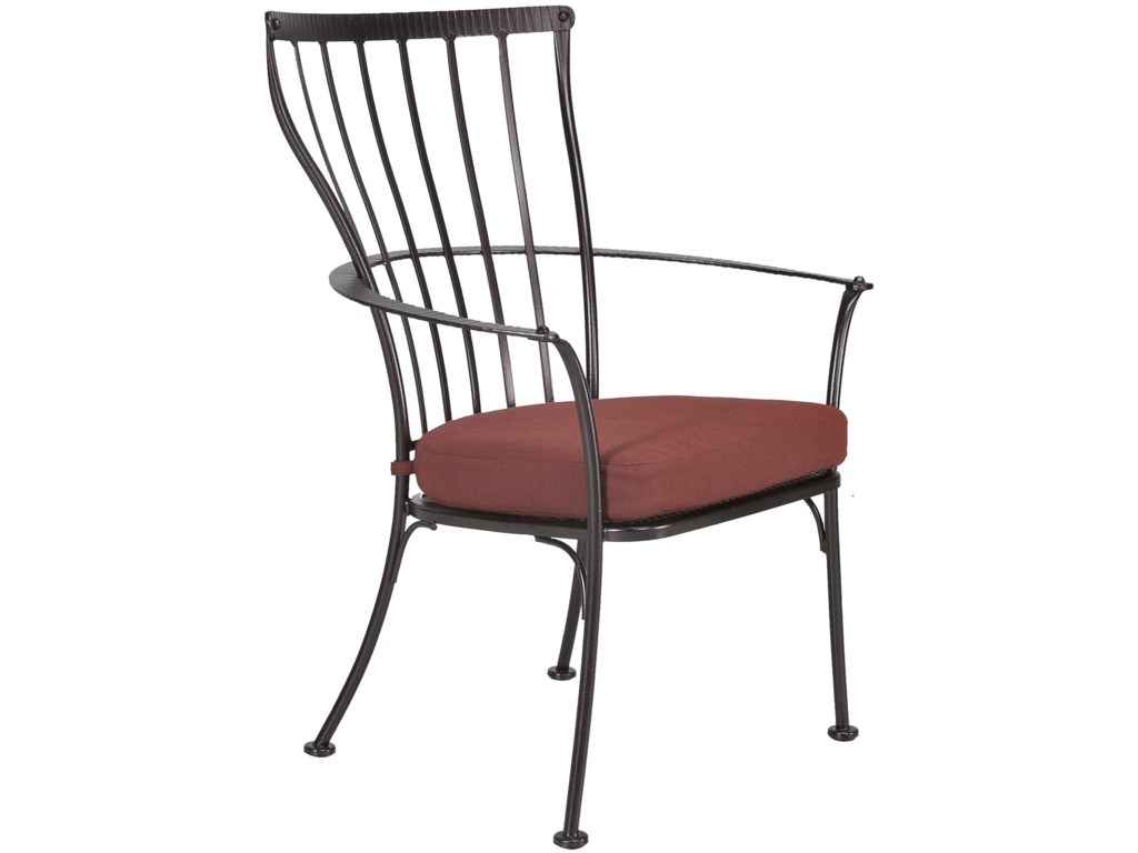 O.W. Lee Monterra Dining Arm Chair