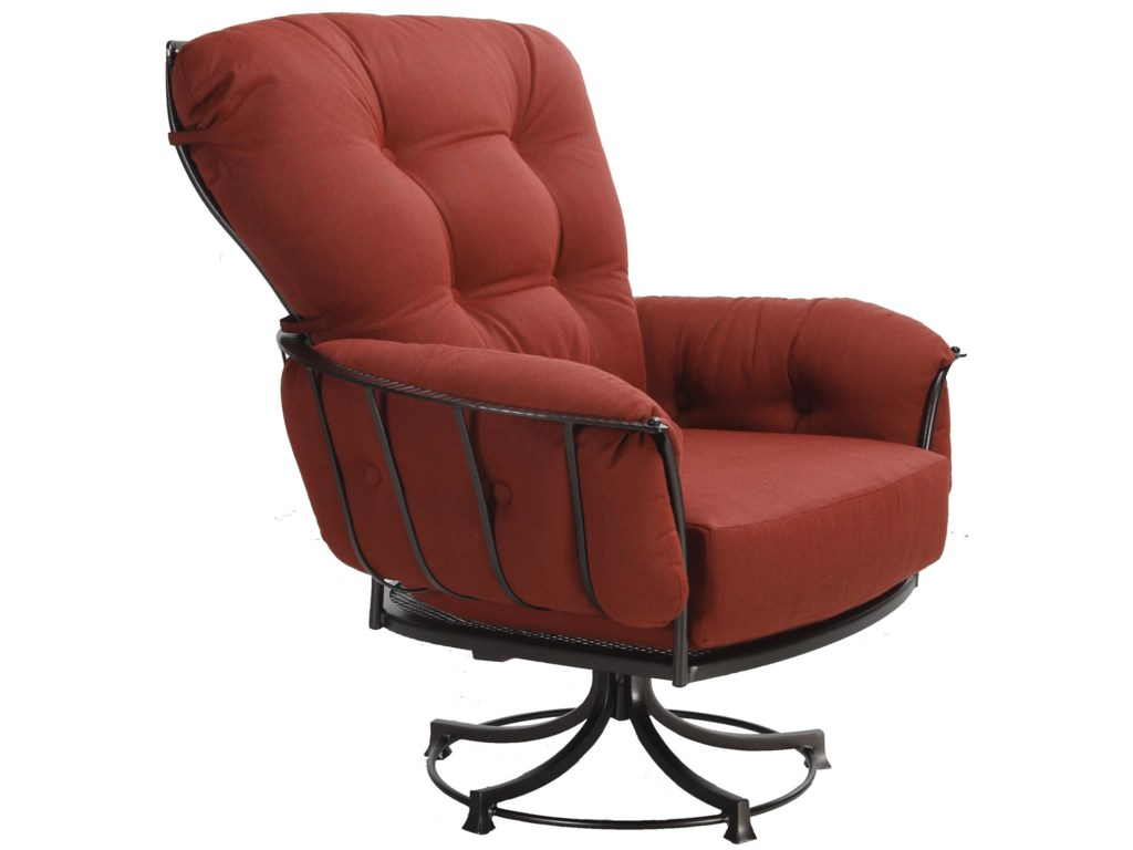 O.W. Lee Monterra Swivel Rocker Lounge Chair
