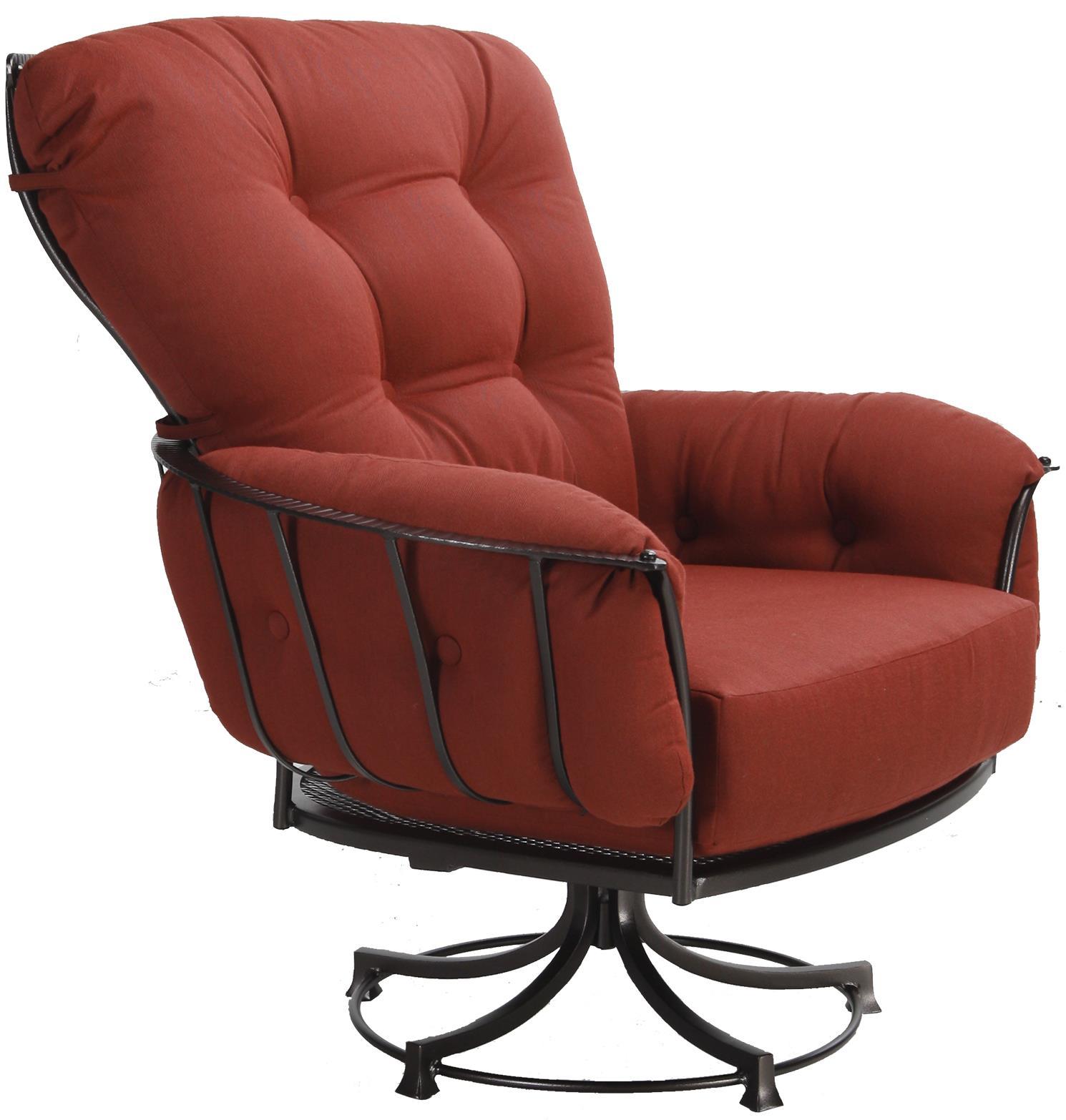 O.W. Lee Monterra Swivel Rocker Lounge Chair