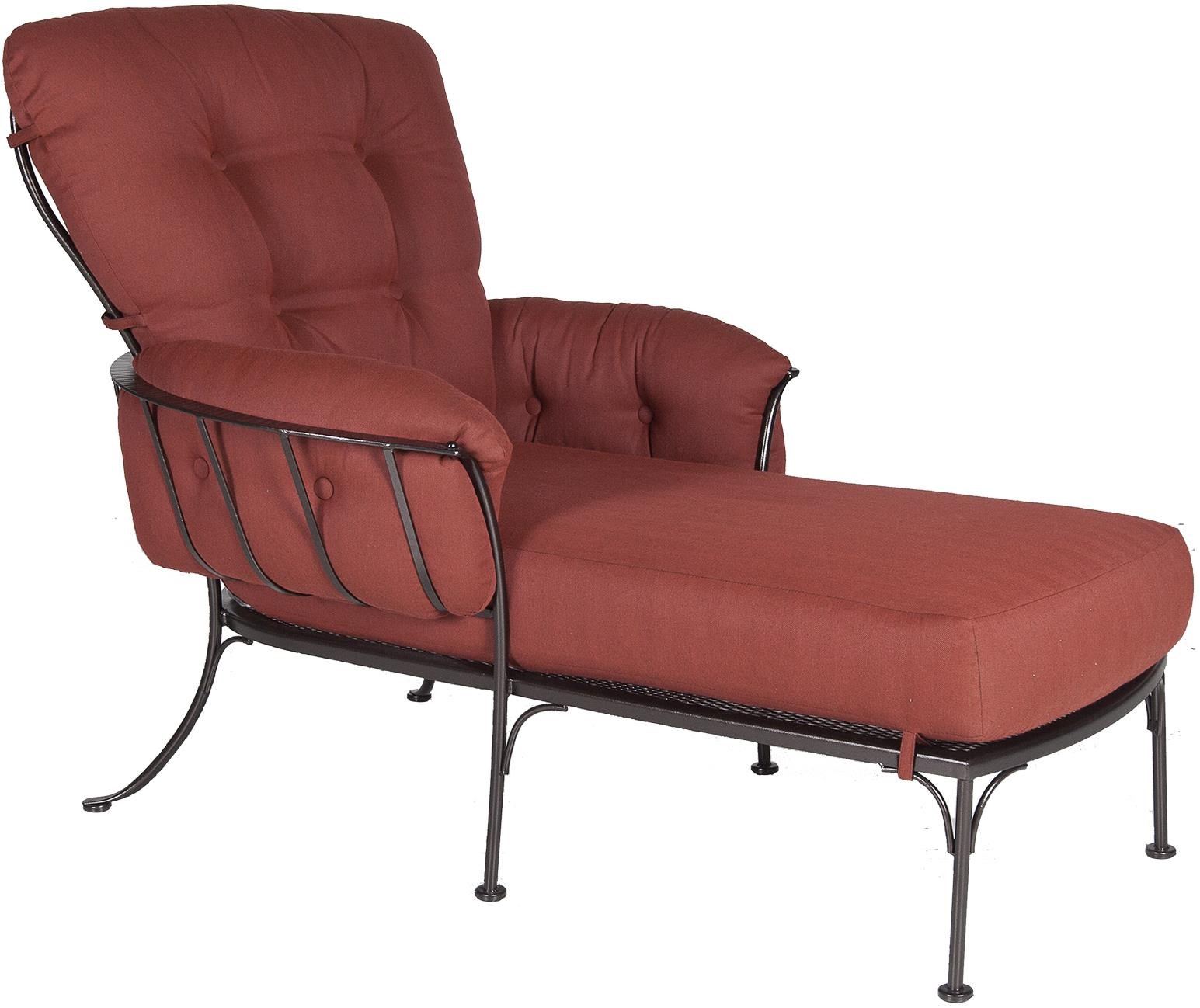 O.W. Lee Monterra Chaise