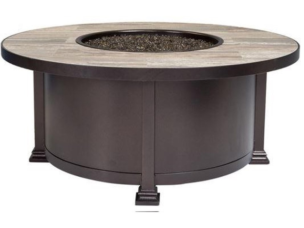 O.W. Lee SantoriniOccasional Height Fire Pit