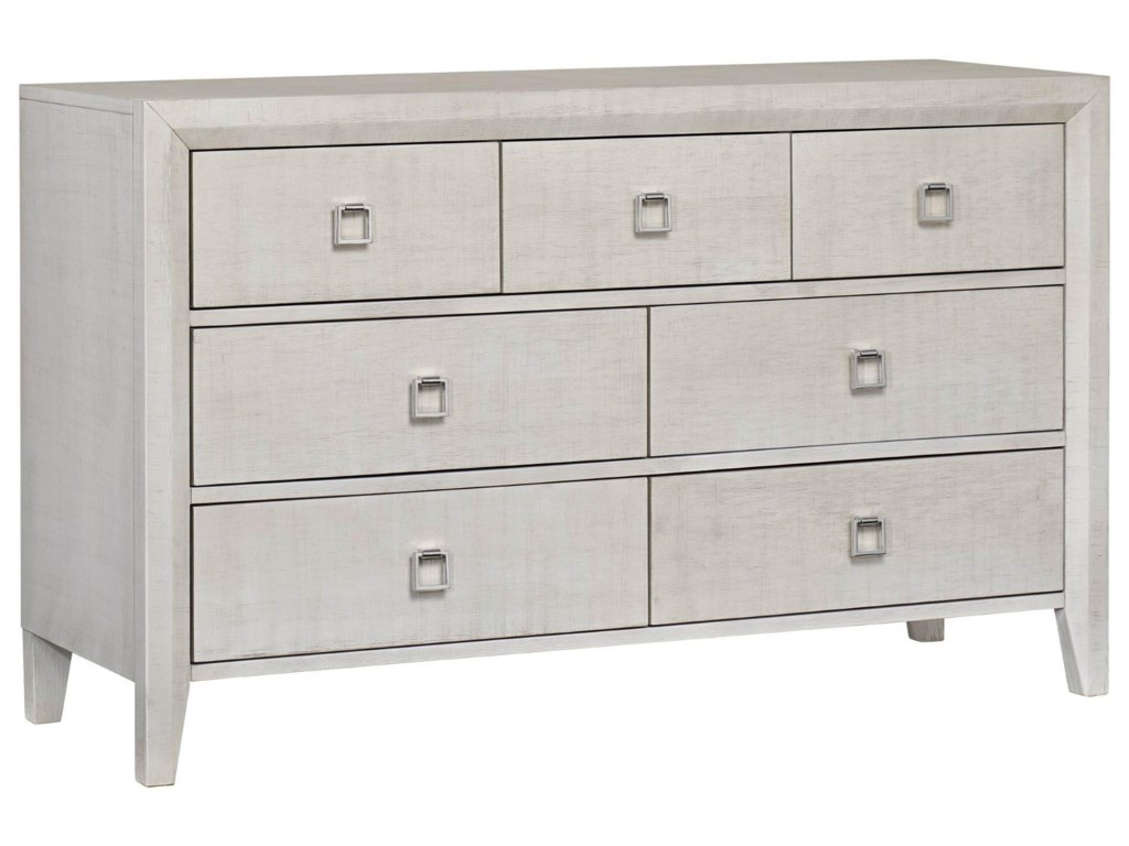 M Design Village Ashton7 Drawer Dresser