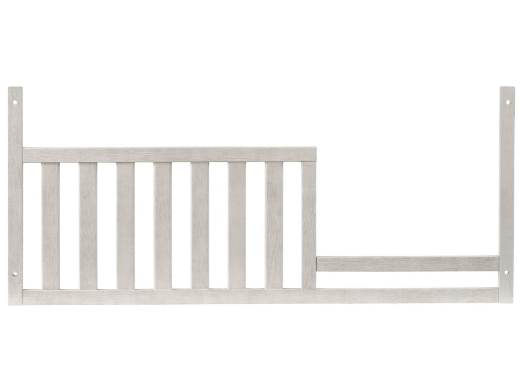 M Design Village AshtonWhite Guard Rail