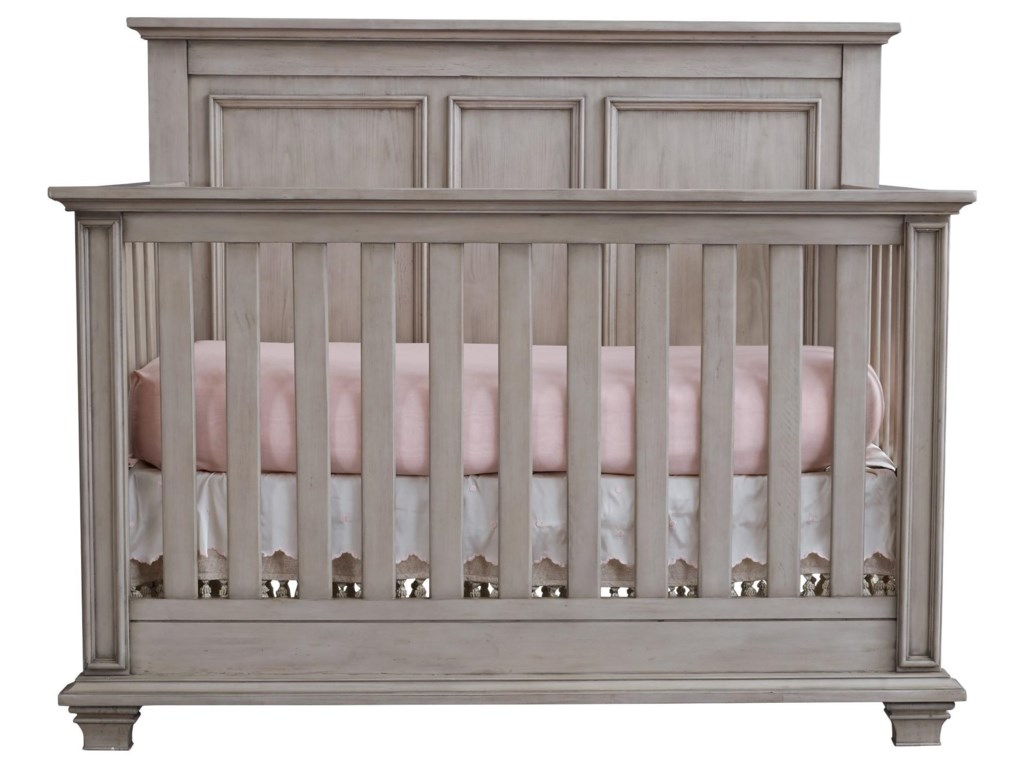 M Design Village KenilworthStone 4 in 1 Convertible Crib
