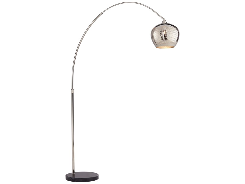 Floor Lamps Metal Arc Lamp