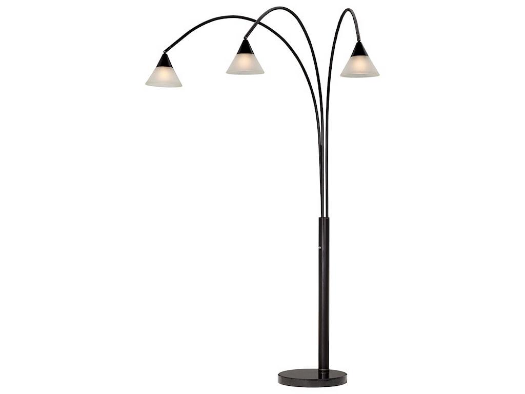 Pacific Coast Lighting Floor LampsArchway Lamp-Dark Bronze