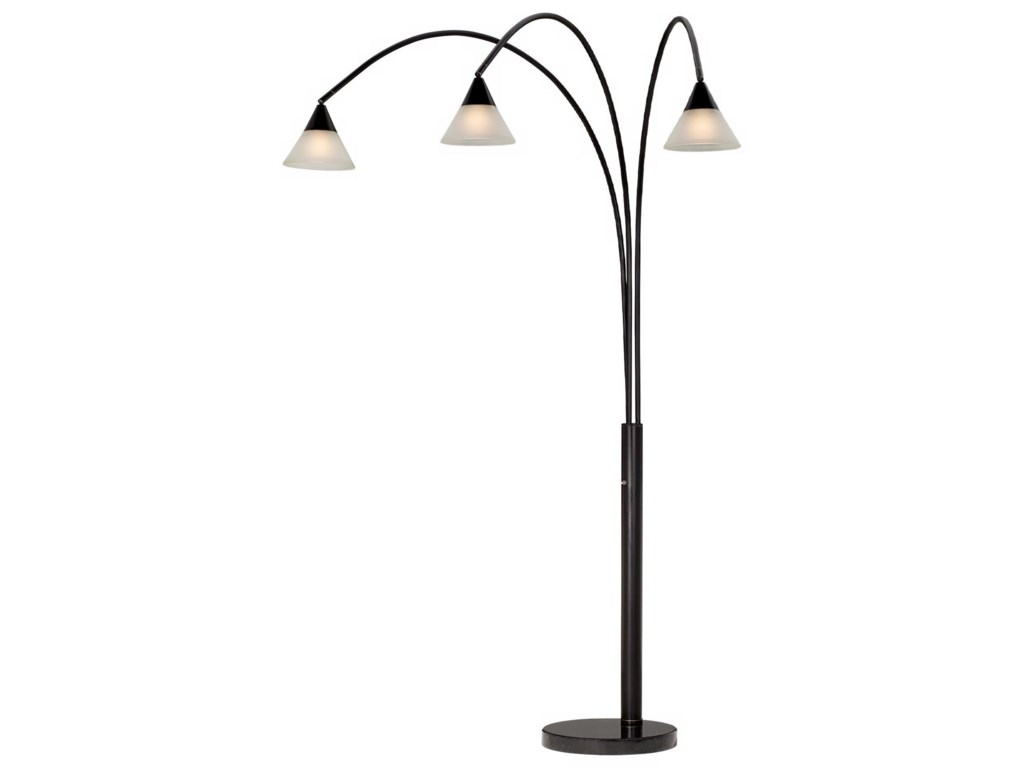 Floor Lamps Archway Lamp Dark Bronze