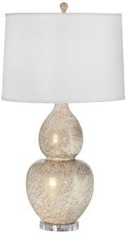 Pacific Coast Lighting Pacific 100 87 7309 76 Gold Contemp Table