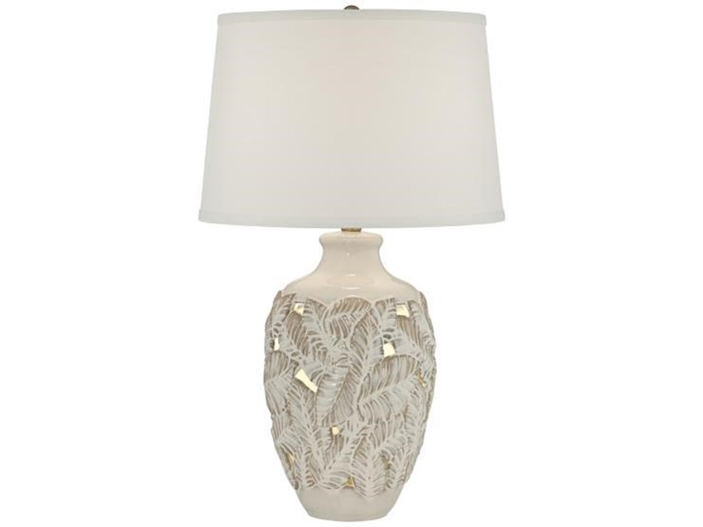 Table Lamps Palm Bay Lamp By Pacific Coast Lighting At Miller Home