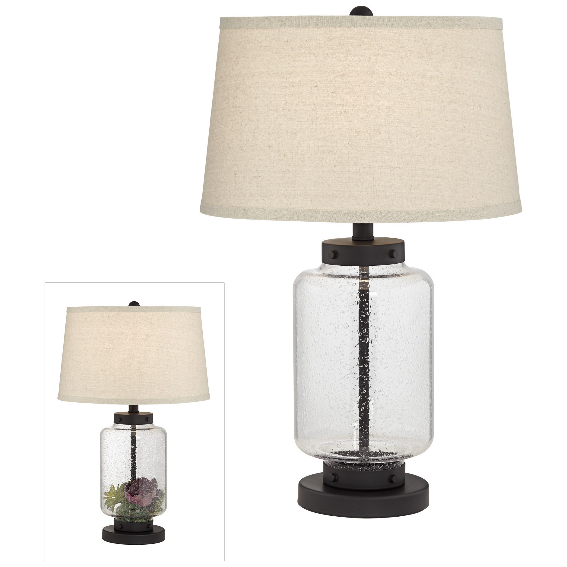 Image of: Pacific Coast Lighting Table Lamps Kathy Ireland Table Lamp With Fillable Base Wayside Furniture Table Lamps