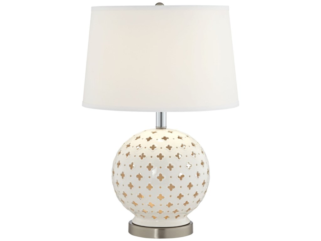 Pacific coast lighting table lamps 87 10256 70 ceramic metal lamp pacific coast lighting table lampsceramic metal lamp aloadofball Gallery