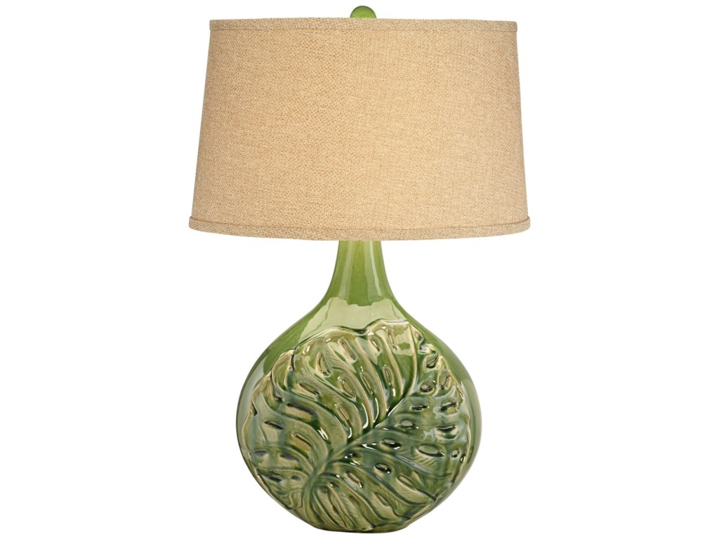 Pacific coast lighting table lamps 87 7872 43 palmier collection pacific coast lighting table lamps palmier collection table lamp aloadofball Gallery
