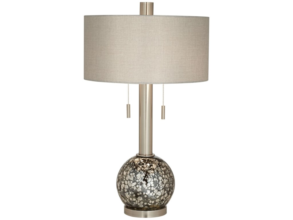 Pacific coast lighting table lamps 87 7885 99 b steel ant mercury pacific coast lighting table lampsb steel ant mercury table lamp aloadofball Images