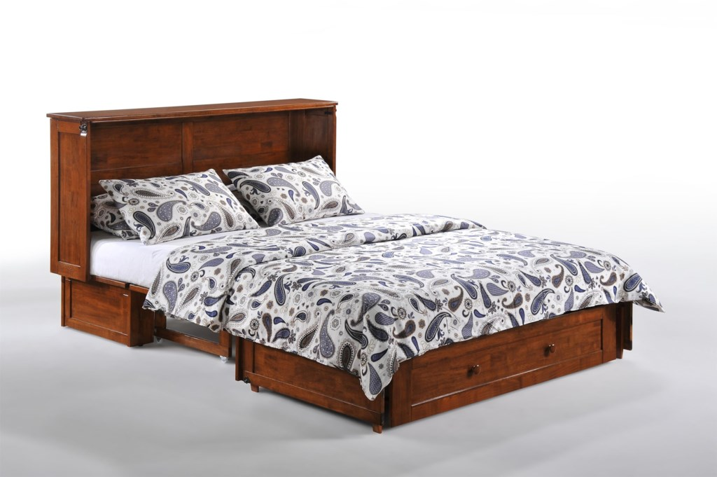 pacific manufacturing murphy chest bed clover - homeworld