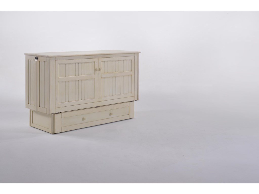 Pacific Manufacturing Murphy Chest BedDaisy