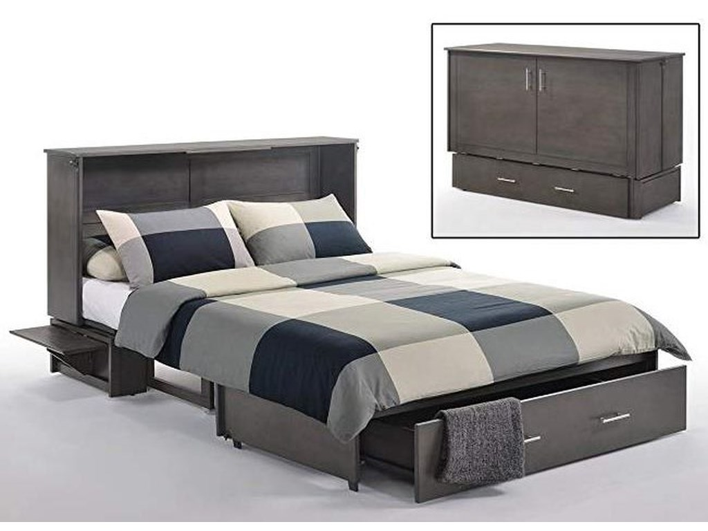 Pacific Manufacturing Murphy Chest BedMurphy Bed