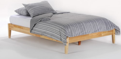 Pacific Manufacturing Sage Twin Bed
