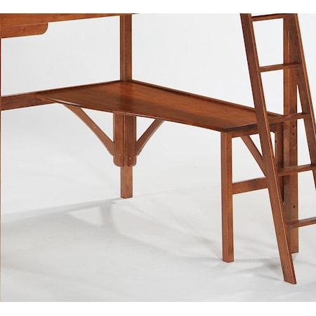 Full Curved Loft Desk