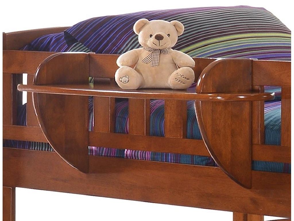 Night & Day Furniture SpiceBunk Shelf