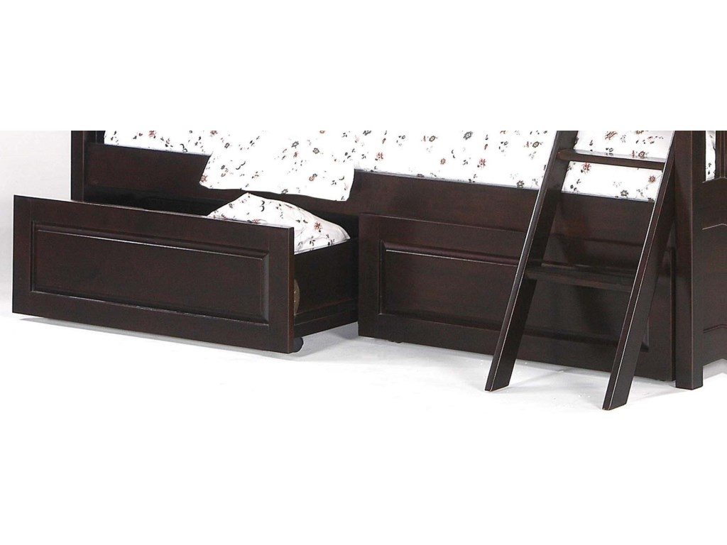 Night & Day Furniture SpiceSet of 2 Twin/Full Drawers