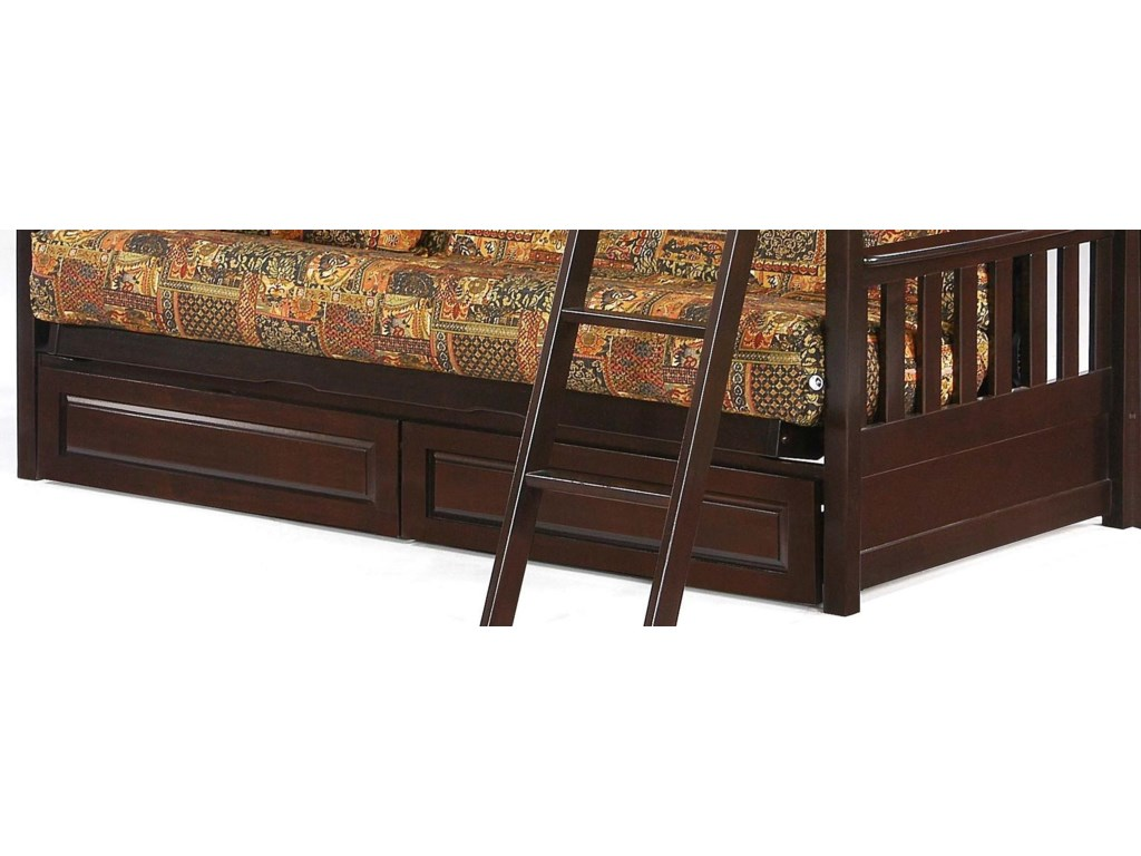 Night & Day Furniture SpiceSet of 2 Twin/Futon Drawers