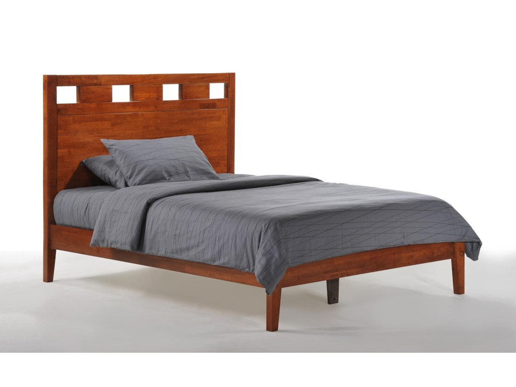 Pacific Manufacturing TamarindQueen Bed