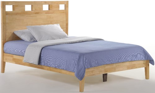 Pacific Manufacturing Tamarind Queen Bed