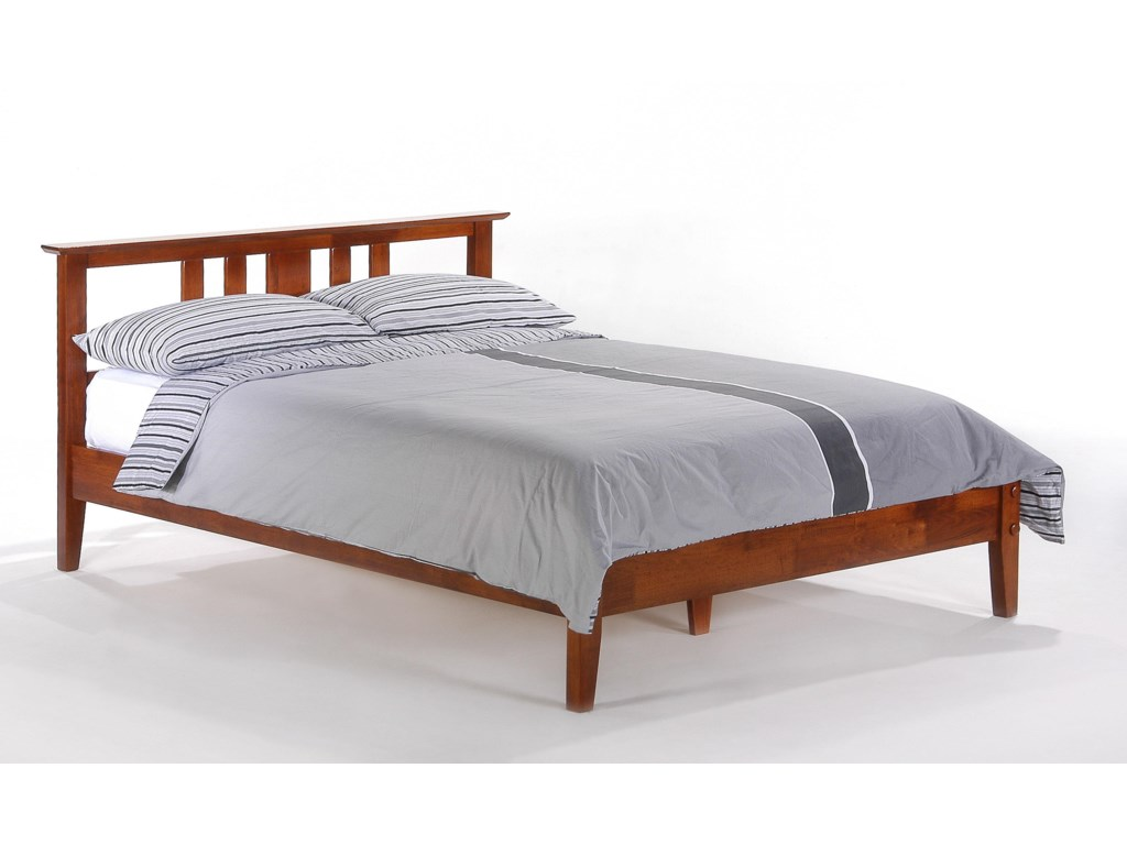 Pacific Manufacturing ThymeQueen Bed