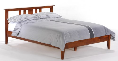 Pacific Manufacturing Thyme Queen Bed