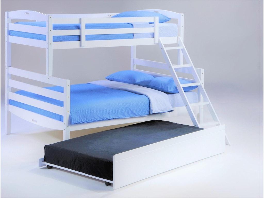 Night & Day Furniture ZestTrundle