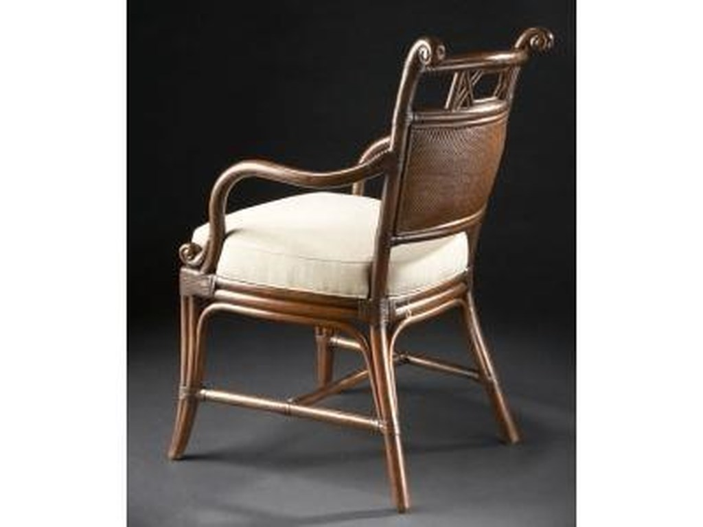 C.S. Wo & Sons Dillingham IIIDining Arm Chair