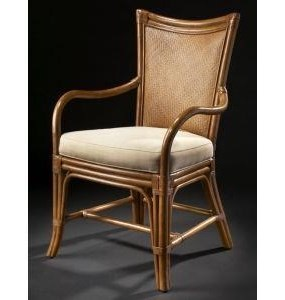 C.S. Wo & Sons Lindy IIDining Arm Chair