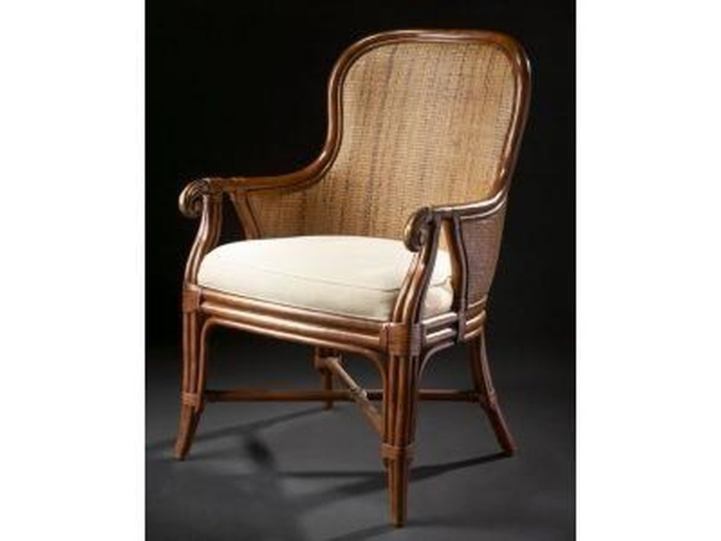 C.S. Wo & Sons Dexter IIDining Arm Chair