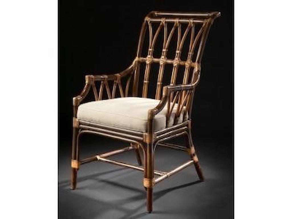 C.S. Wo & Sons HavanaDining Arm Chair