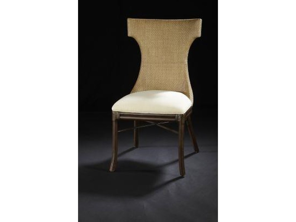 C.S. Wo & Sons Laura IDining Side Chair