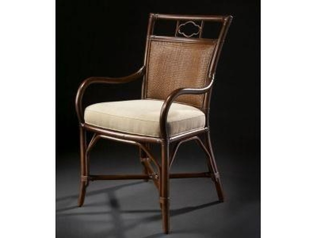 C.S. Wo & Sons Mandarin IIDining Arm Chair