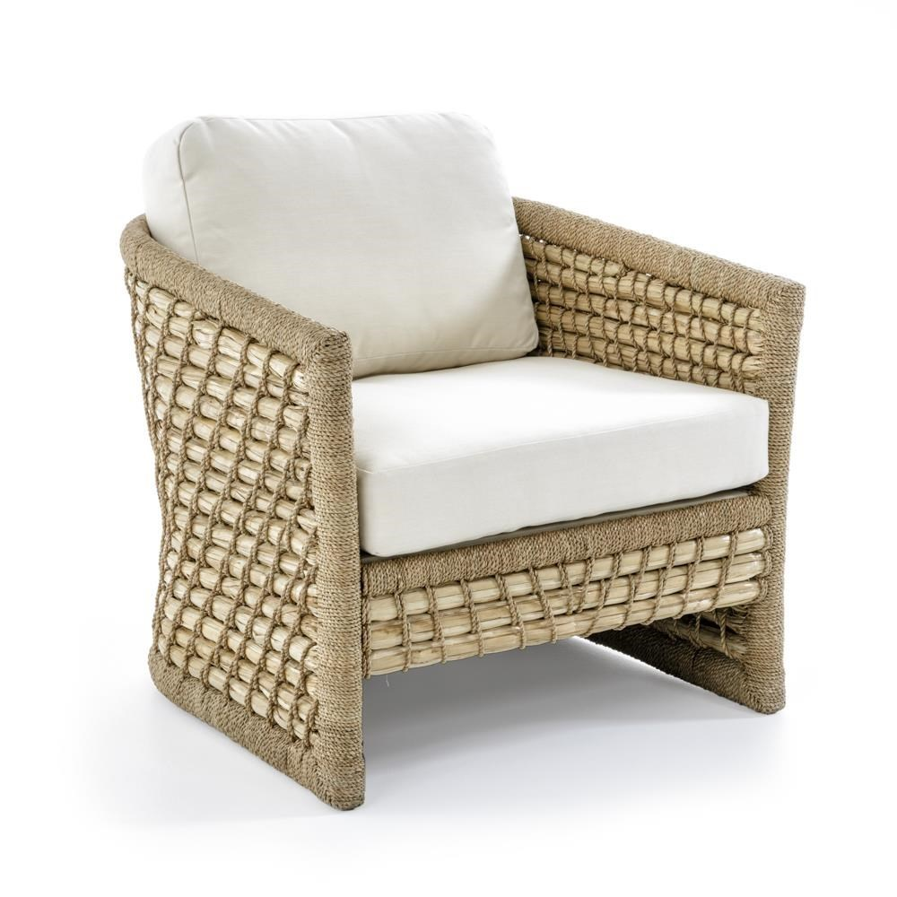 Palecek Accent Chairs By Palecek Capitola Woven Rattan And Lampakani Lounge  Chair   Baeru0027s Furniture   Exposed Wood Chairs